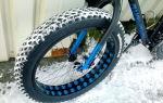 Зимние покрышки для велосипеда и их особенности — всё о велоспорте