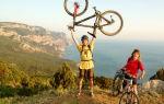 Путешествия на велосипеде — всё о велоспорте