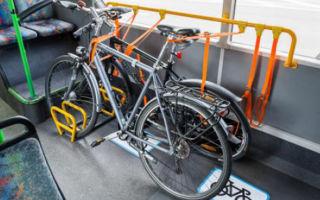 Как перевезти велосипед в автобусе — всё о велоспорте