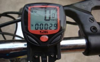 Разновидности спидометров для велосипеда и их особенности — всё о велоспорте
