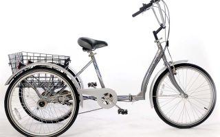 Трёхколёсные велосипеды — всё о велоспорте
