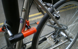 Самые надежные замки для велосипедов — всё о велоспорте