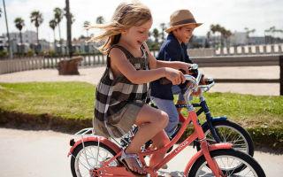 Как выбирать велосипед для девочки? — всё о велоспорте