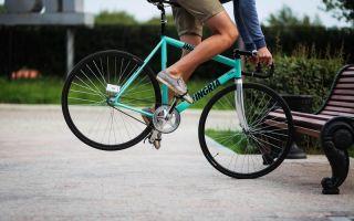 Велосипед-фикс: скорость и простота — всё о велоспорте