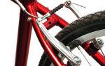Все про задний тормоз на велосипеде — всё о велоспорте