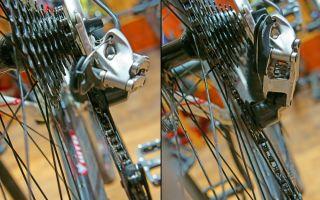 Настройка заднего переключателя — всё о велоспорте