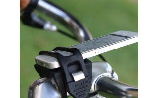 Обзор велосипедных держателей для телефона — всё о велоспорте