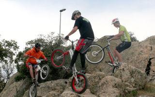 Виды велотриала и требования к триальному велосипеду — всё о велоспорте