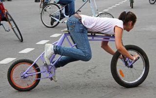 Какой самый маленький велосипед — всё о велоспорте