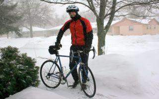 Каким должен быть зимний велосипед — всё о велоспорте
