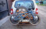 Самодельные устройства для перевозки велосипедов на машине — всё о велоспорте