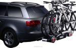 Какие бывают багажники для велосипедов на машину — всё о велоспорте