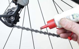 Как и чем лучше смазывать цепь велосипеда? — всё о велоспорте