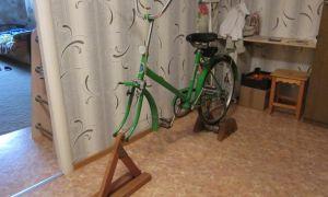 Как сделать из велосипеда самодельный тренажер — всё о велоспорте
