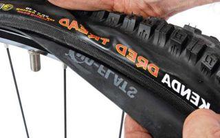 Бескамерные шины для велосипеда: выбор и правильный монтаж — всё о велоспорте