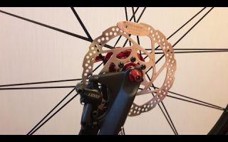 Как настроить и отрегулировать дисковые тормоза на велосипеде — всё о велоспорте