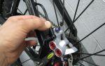 Настройка дисковых гидравлических тормозов — всё о велоспорте
