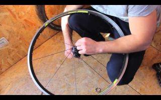 Как правильно переспицевать колесо велосипеда — всё о велоспорте