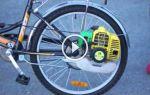 Велосипед с двигателем от триммера — всё о велоспорте