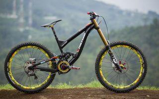 Какой должен быть велосипед для даунхилла? — всё о велоспорте