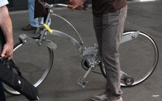 Как устроены велосипеды без спиц — всё о велоспорте