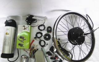 Электронаборы для переоборудования велосипедов — всё о велоспорте