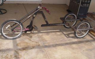 Как изготавливаются самодельные велосипеды? — всё о велоспорте