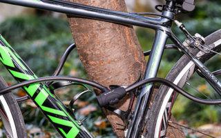 Как выбирается противоугонный трос для велосипеда — всё о велоспорте