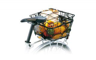 Какие бывают корзинки для велосипедов — всё о велоспорте