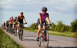 Полезна ли езда на велосипеде для похудения? — всё о велоспорте