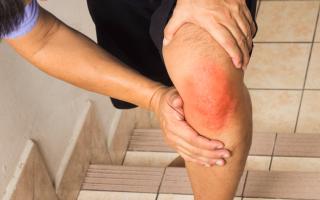 Причины возникновения боли в коленях — всё о велоспорте