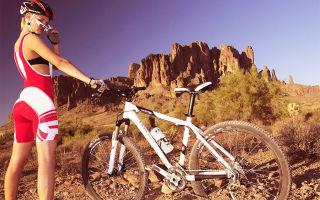 Чем полезен велосипед для женщин — всё о велоспорте