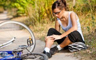 Почему болят колени после велосипеда — всё о велоспорте