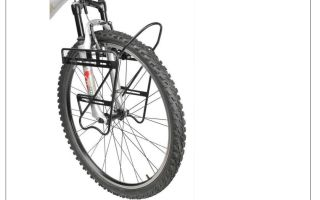 Велобагажник — всё о велоспорте