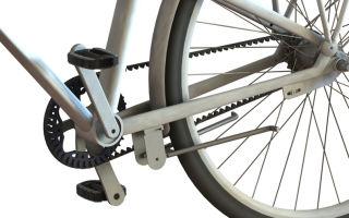 Особенности велосипедов с ременной передачей и что это такое — всё о велоспорте