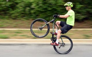 Какие бывают трюки на велосипедах и как их сделать — всё о велоспорте