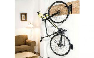 Как повесить велосипед на стену: советы по хранению — всё о велоспорте