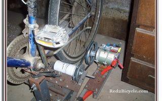 Генератор для велосипеда — всё о велоспорте