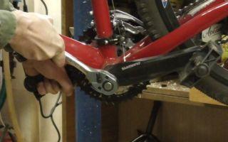 Как самостоятельно разобрать и снять каретку велосипеда — всё о велоспорте