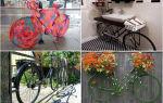 Как украсить свой велосипед в домашних условиях? — всё о велоспорте