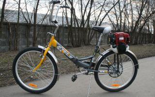 Как сделать велосипед с мотором? — всё о велоспорте