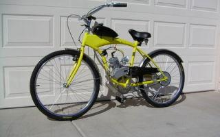 Велосипеды с бензиновым и электродвигателями, преимущества и недостатки — всё о велоспорте