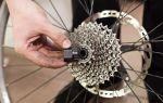 Как снять звездочку с велосипеда — всё о велоспорте