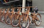 Деревянные велосипеды — всё о велоспорте