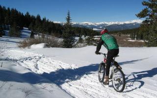 Катание в экстремальных погодных условиях — всё о велоспорте