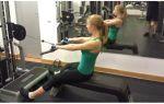 Осанка — проработка мышц плечевого пояса — всё о велоспорте