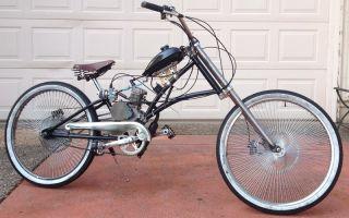 Велосипеды-чопперы — всё о велоспорте
