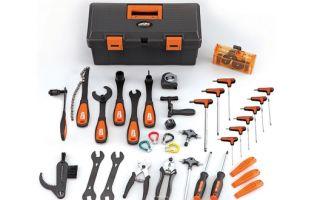 Инструменты для ремонта велосипеда — всё о велоспорте