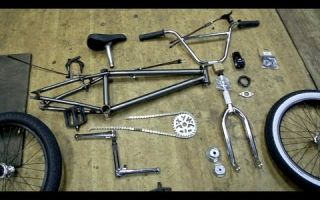 Как собрать bmx из обычного велосипеда — всё о велоспорте