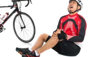 Связки и сухожилия велосипедистов — всё о велоспорте